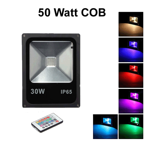 Led Bouwlamp RGB