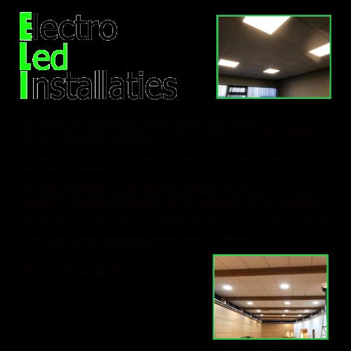 Electro Led Installaties