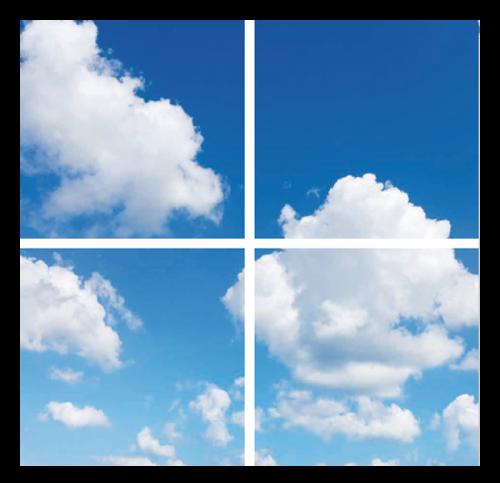 Led Wolkenplafond 4 Panelen-wolk - 5230-sll-paneel-wolk-4