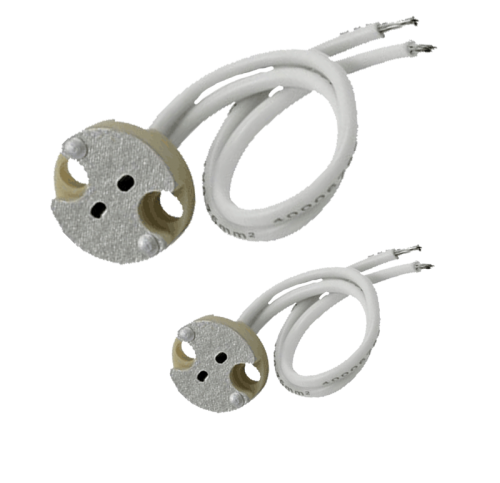 Led Spotlight MR16 SOCKETS - 6332-sll-mr16 socket