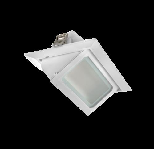 LED Downlights-30W-Vierkant-Winkel - 7471-sll-down-vierkant-winkel