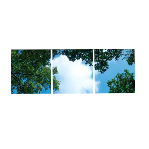 Led Wolkenplafond 3 Wolk-Bos - 5232-sll-paneel-wolk-3