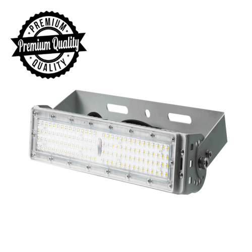 Led-Terrein Verlichting High Power IP65 100W 110° - 7316-sll-terrein 100watt