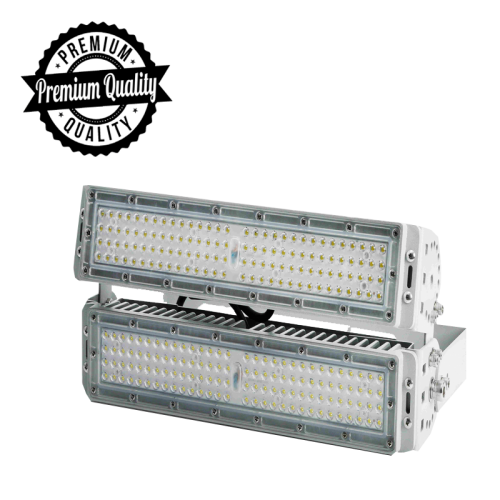 LED-TERREIN VERLICHTING HIGH POWER IP65 200W 110° - 7317-sll-terrein-200watt