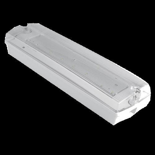 LED Galerij / Portiekverlichting 4W SENSOR - 9416-sll-ww04-s