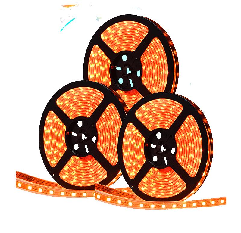 8136-strip orange-12v