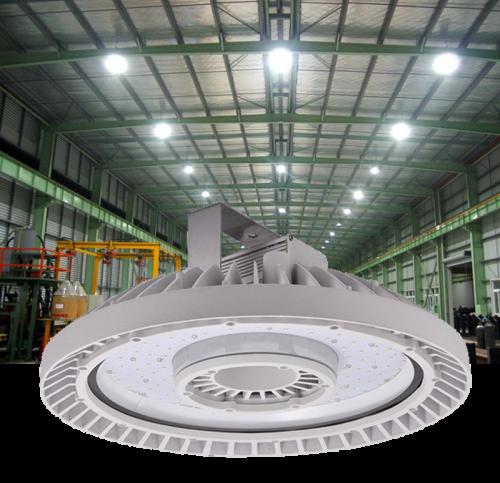 7643-le-high bay ufo 200 watt dim