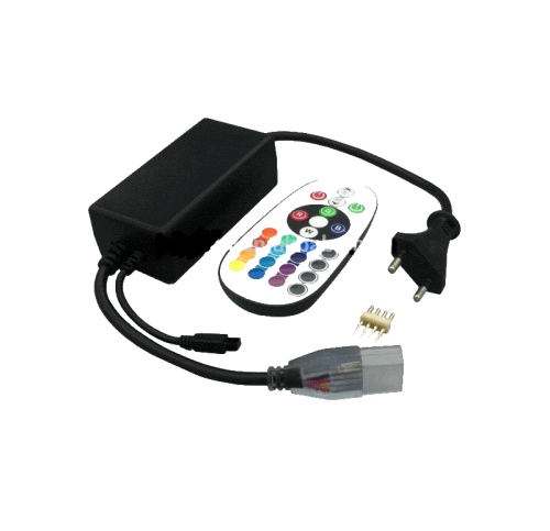 LED IR CONTROLLER RGB 220V - 8451-sll-ir controller rgb 220v