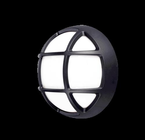 Led Buiten verlichting Bulkhead 4Watt - 9301-sll-bui-4w-220v-002540