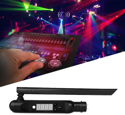 DMX512 Led Transmitter - 9360-sll-dmx512