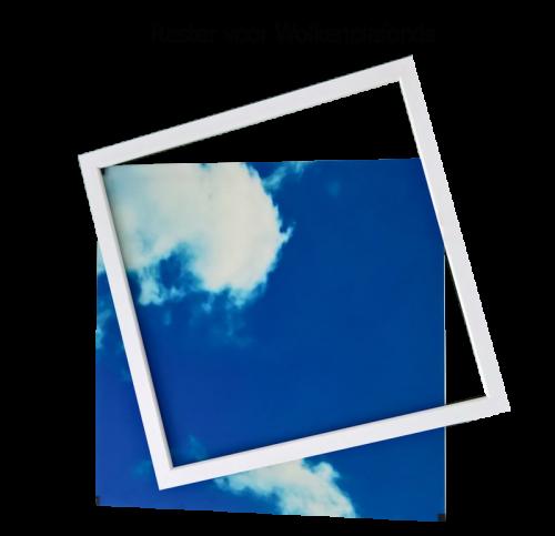 Inleg Kader Voor Wolkenplafonds - 5251-sll-inlegkader