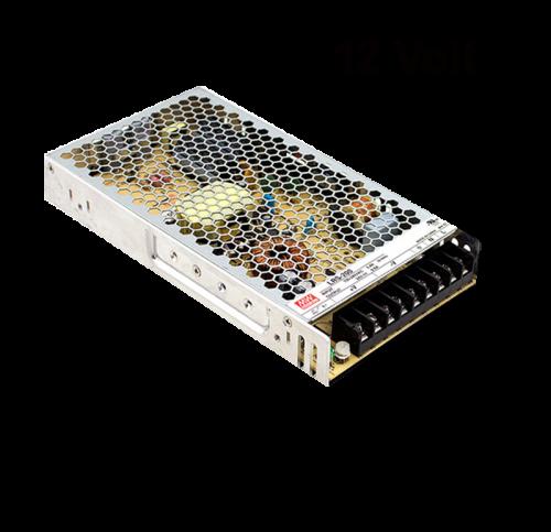 LED-MEANWELL DRIVER 12V 150W IP20 - 8500-sll-meanwell-lrs-12v