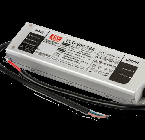 LED-MEANWELL-DRIVER 12V 200W IP20 - 8501-sll-meanwell-12v-200