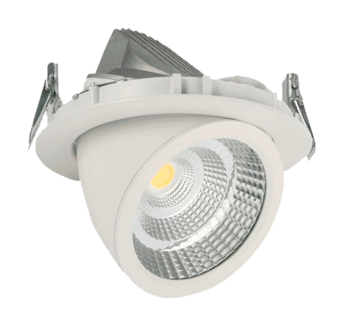 7472-sll-led downlights 40w -rond-winkel
