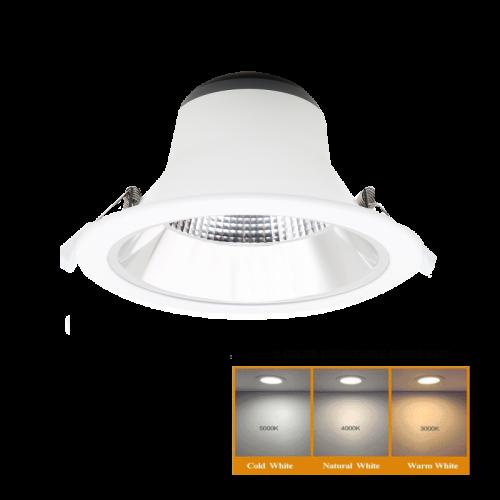 LED-Downlight 15Watt-Reflector 145mm - 3003-sll-down-15w-145