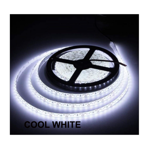 Led Strip 5050 60 Leds/Meter 6000K 12 Volt - 8110-led strip 6000k