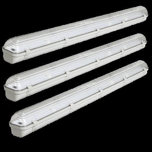 LED TL ARMATUUR T8 WATERPROOF 60CM ENKEL - 7766-sll-tl-arm-waterproof 60cm enkel
