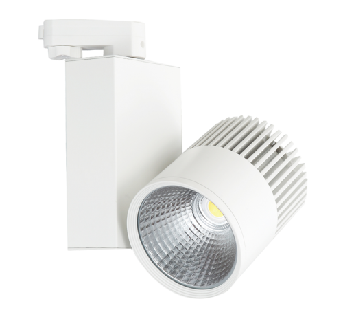 Led Tracklight RDWB-30 Watt 3 Fase NIEUW - 7430-sdw30-wit
