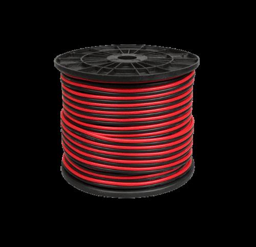Led040 Luidspreker Kabel Rood Zwart - 8356-sll-luidspreker-kabel-rood-zwart