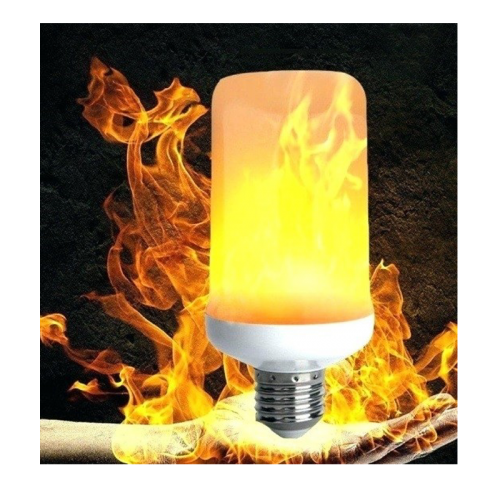 LED Lampen-Flame Super Kwaliteit Bewegend Vuureffect - 6451-sll led flame vuureffect
