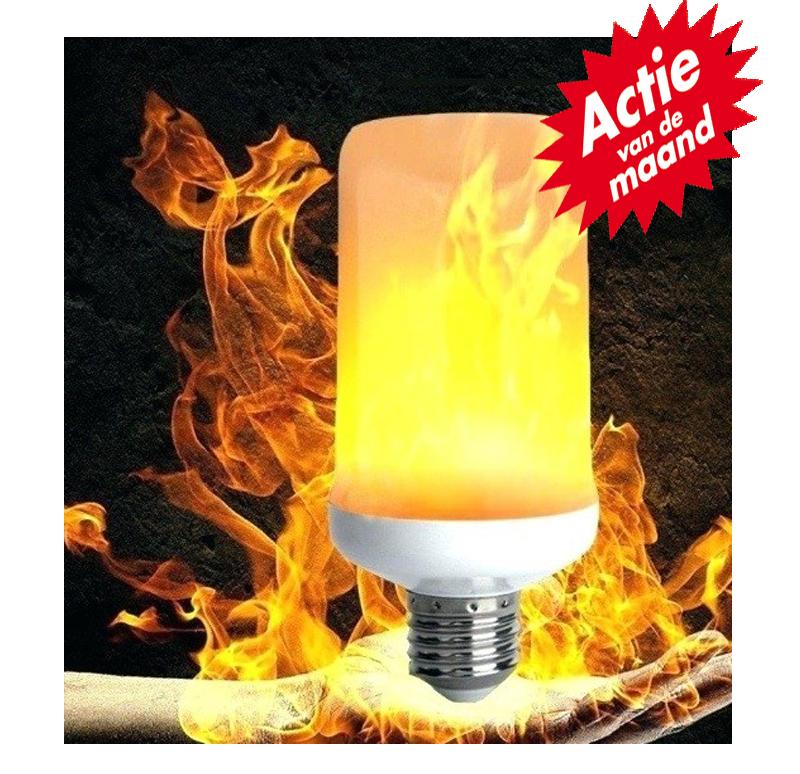 6451-sll led flame vuureffect