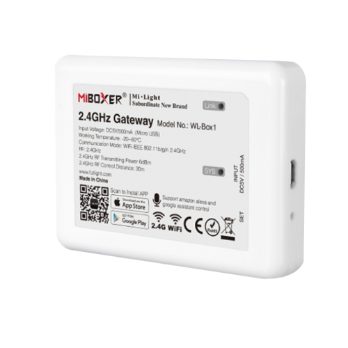 Mi-light 2.4GHz  Gateway Voice Control - 8270-sll-milight 2.4ghz gateway
