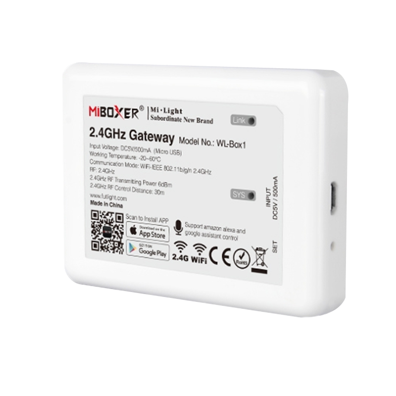8270-sll-milight 2.4ghz gateway