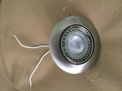 6353-sll-gu10 compleet silver