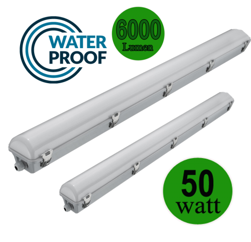 Led Batten 50 Watt 1.5m Prof  - 8016-sll-led batten 1500mm prof