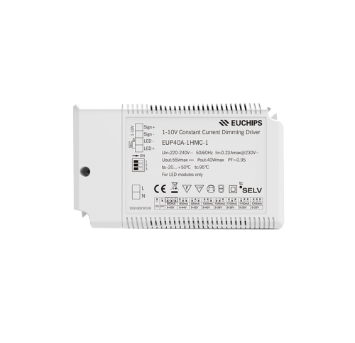 1-10V CONSTANT CURRENT DIMBAAR DRIVER 40W - 9210-sll-driver eup40a-1hmc-1