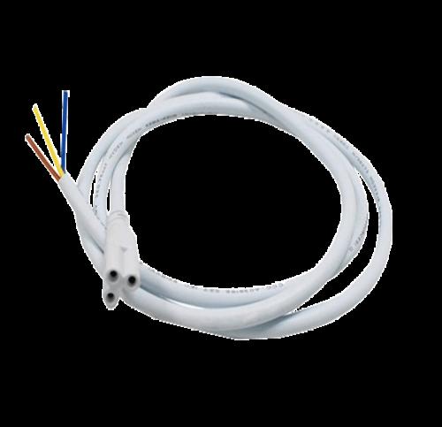 Led TL Armatuur Kabel Singel 250 Cm  - 2235-t5kbl-250cm