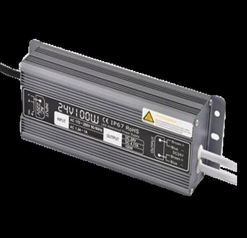 LED TRANSFORMATOR 100 WATT WATERPROOF IP67 - 8515-led-adapter-waterproof-100w