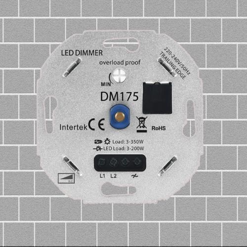 Led Dimmer DM175 3 -200 Watt - 9202-sll-led-dimmer-3-200w watt