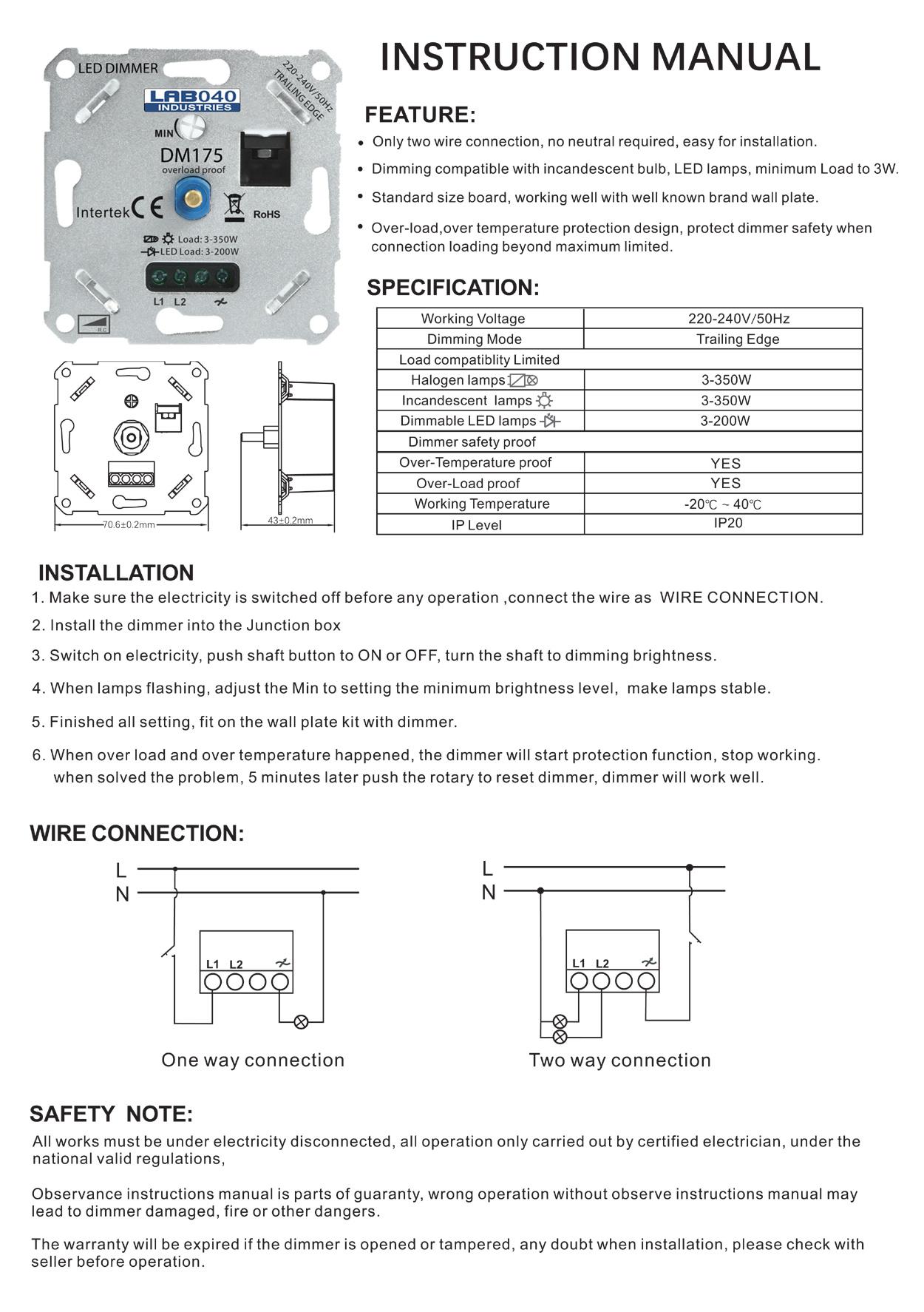 9202-sll-led-dimmer-3-200w watt