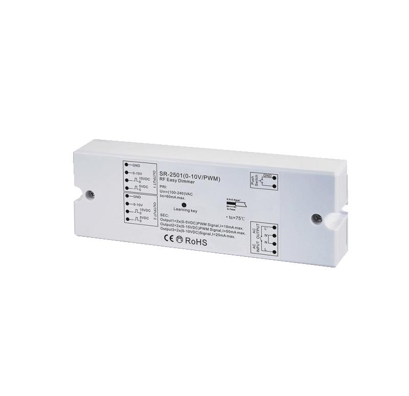 9231-sll-driver 0-10 volt-lf-2501(0-10v)