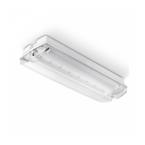 Noodverlichting 3 Watt Clear - 9400-sll-3w-clear