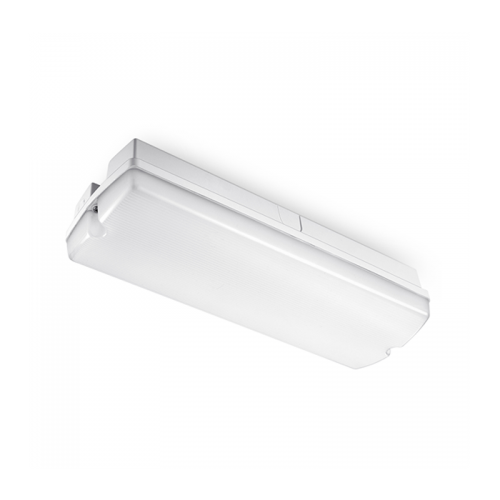 Noodverlichting 3 Watt Frosted - 9401-sll-nood-3w-frosted