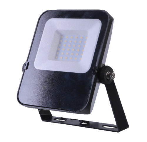 LED FLOODLIGHT PRO IP65 50W premium - 7045-sll-bouwlamp zw-30watt