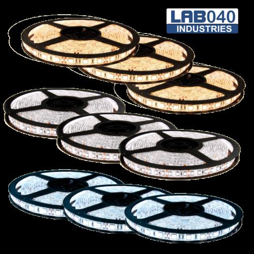 Led Strip 5050 60 Leds/Meter 2700K - 8111-strip 2700k