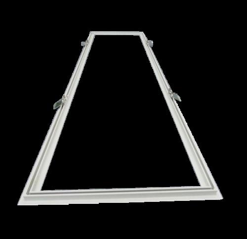 Inbouwframe Gips Plafond 120x130CM - 5076-sll-frame-gips