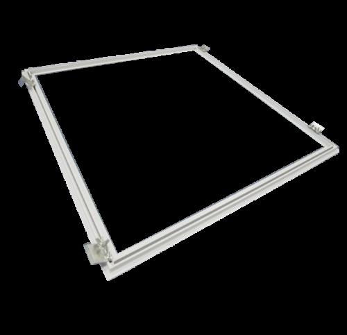 Inbouwframe Gips Plafond 60x60CM - 5075-sll-frame-gips