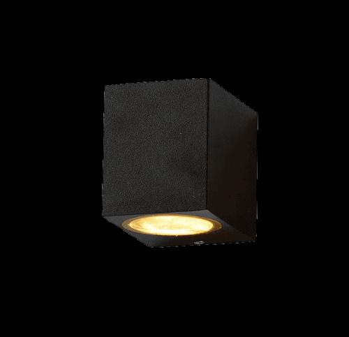 Led wall lamp-GU10 1 x swinckels - 9660-wall-gu10-sq1