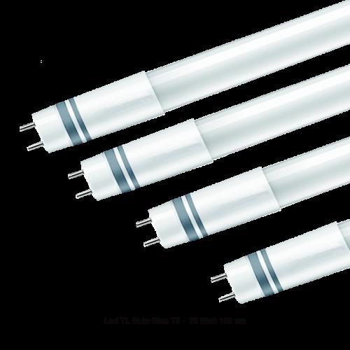 LED TL-Buis Glas 150cm 22Watt +/- 1 kant - 2026-100103cpb-22