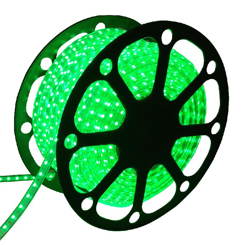 8133-sll-strip-5050-220volt 50m groen