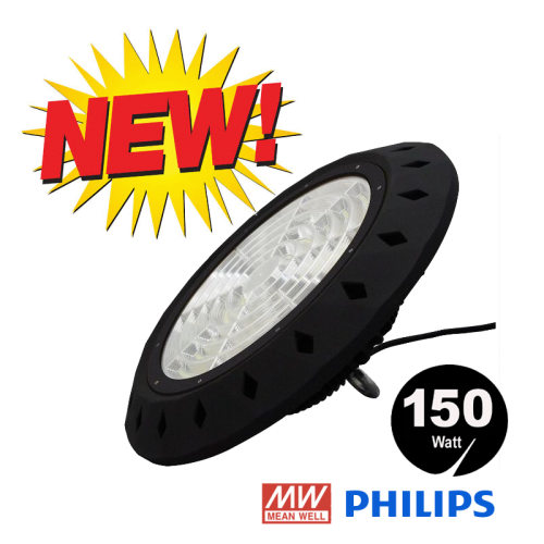 LED HIGH BAY 150 Watt Meanwell Driver - 7671-sll-150w-100603knl