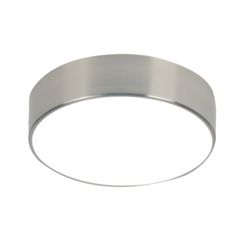 LED CEILING LIGHT02 20W 3000K Grijs - 5176-opbouw rond grijs 20w