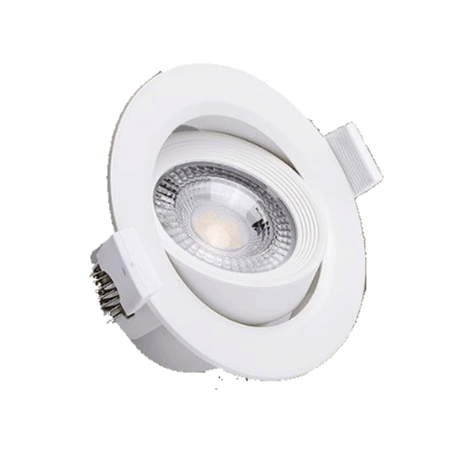 Led Inbouwspot 7 Watt Ø75MM-Ø90MM - 3459-sll-downlight 7watt
