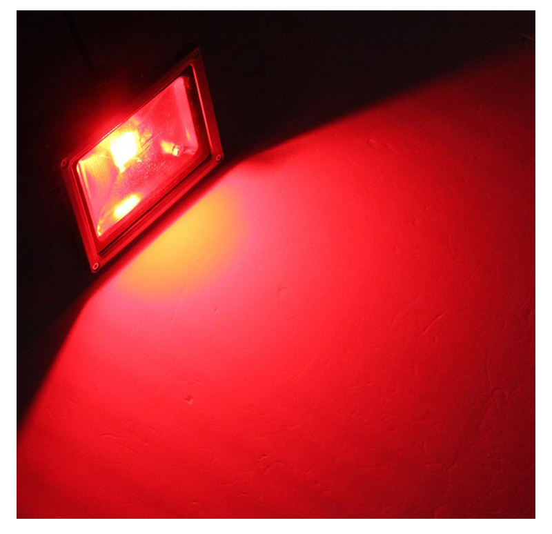 7041-sll-bouwlamp 10w rood