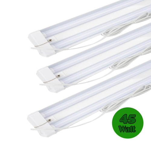 LED FIXTURE WATERPROOF 45WATT 1.5M 6000K - 7811-led sll-45w-ip65-wp-6000k