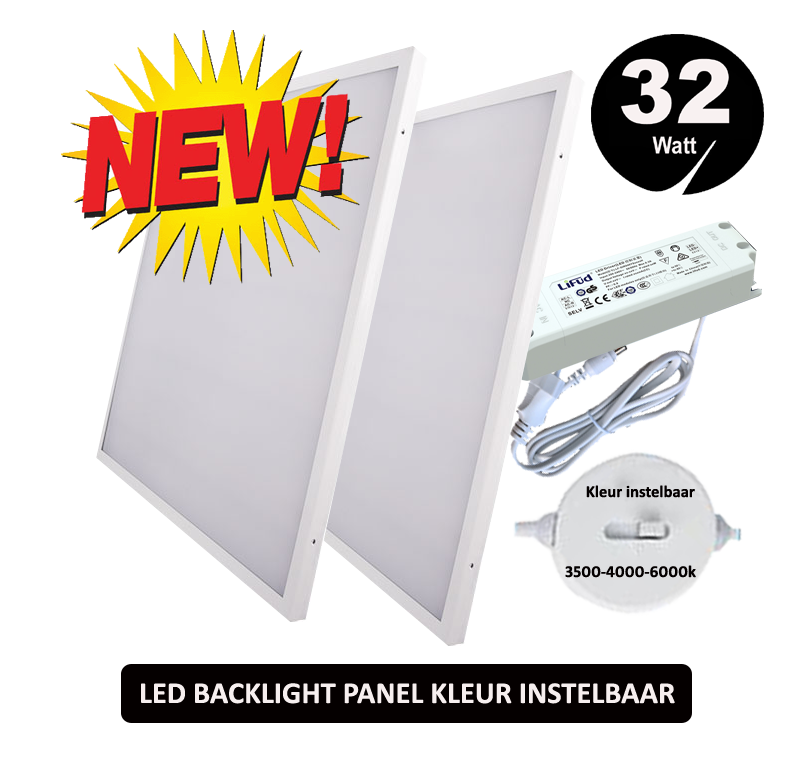5280-sll led paneel backlight cct